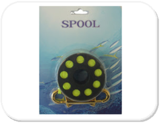 Dive spool