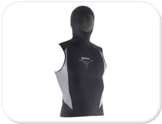 Mares Flexa Hooded Vest - Mens
