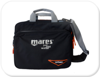 Mares Urban Office Bag
