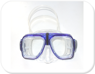 PD Prescription Mask