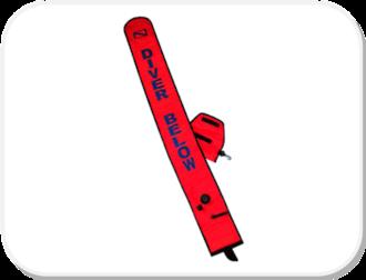 dSMB - Deployable Surface Marker Buoy