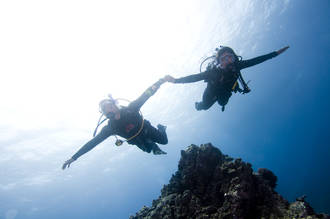 Taupo Drift Dive