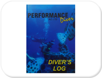 Performance Diver Logbook