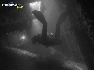 Wreck Diving!