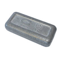 1.5 KG Block Lead Weight