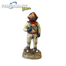 Hard Hat Diver Figurine