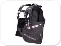 Scubapro T-One BCD (MED)