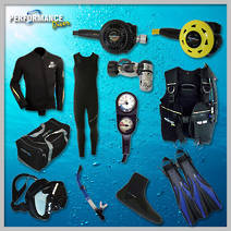 The Silver Total Diver Package