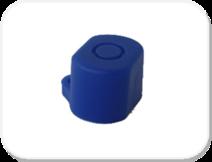 Cylinder valve cap