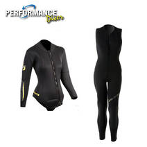 Prodive Atlantis 2 Piece 5mm Womens