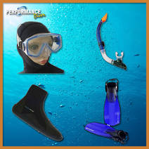 The Bronze Personal Dive Kit