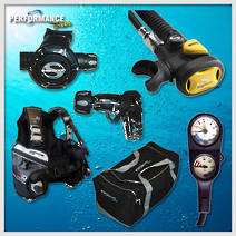 The Platinum SCUBA Package