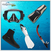 The Platinum Personal Dive Kit
